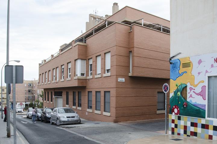 21 viviendas en c mirlo almer a - Vivienda en almeria ...